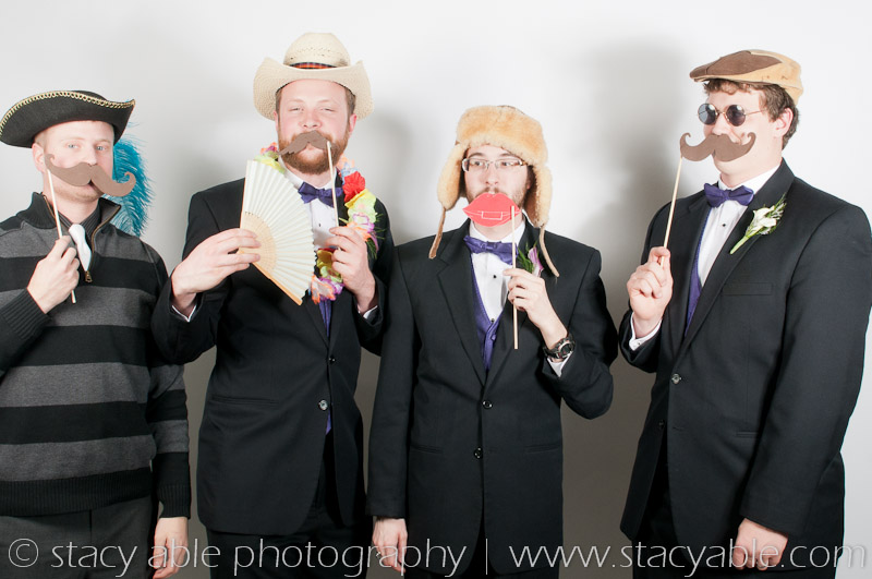 The Bros with they mustachios