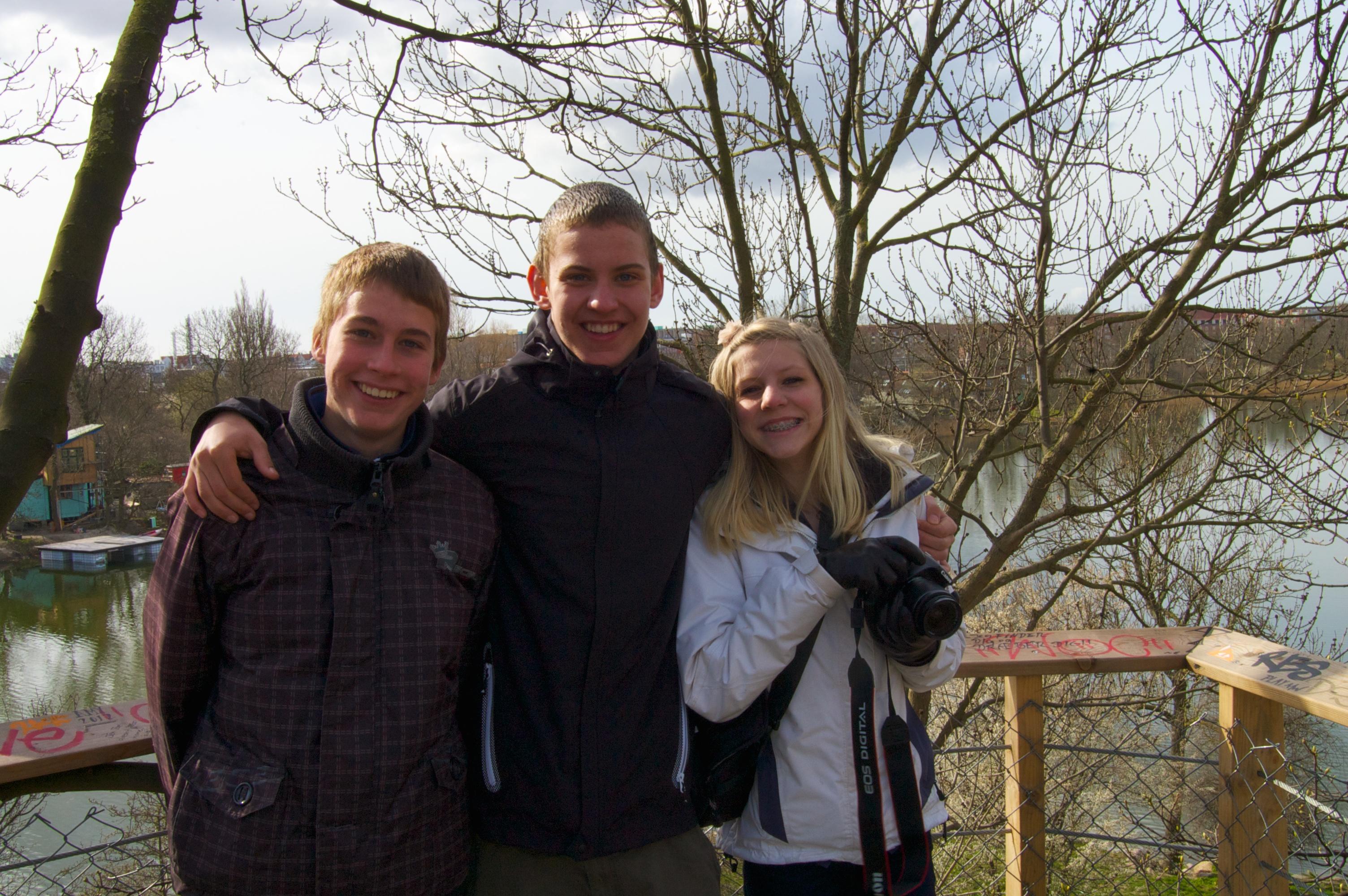 Dansk Familie i Christiania