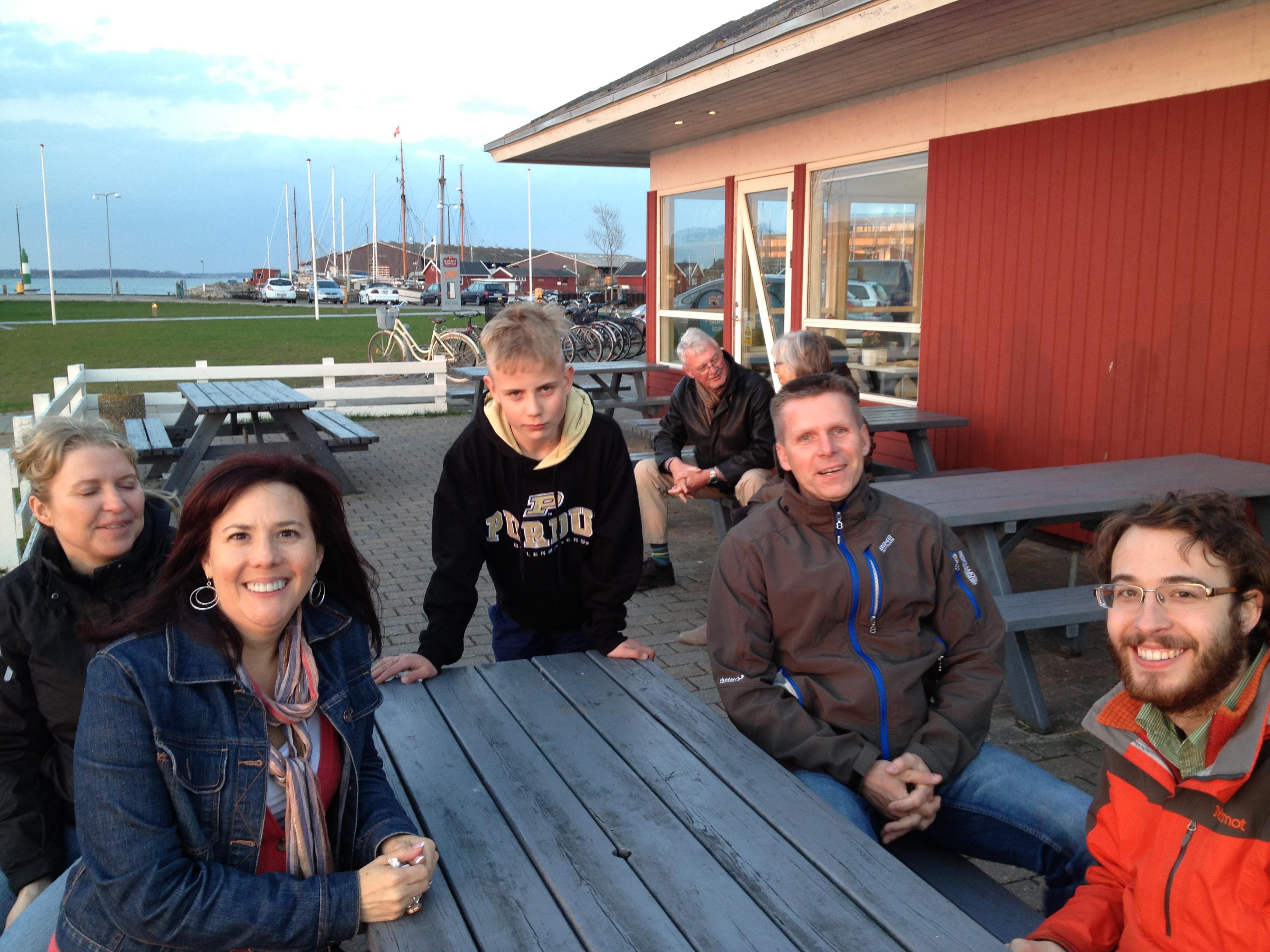 Dansk Familie i Holbæk