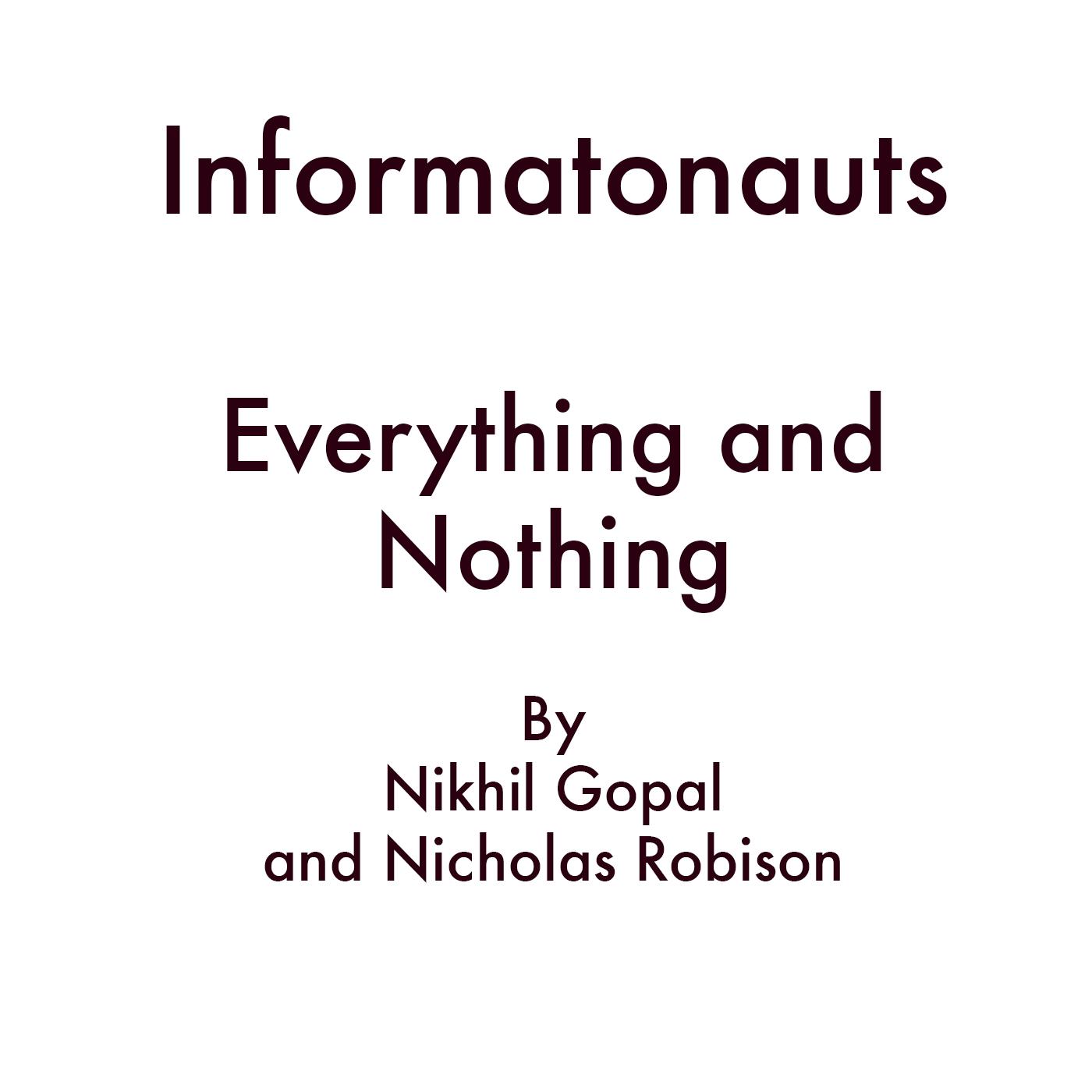Informatonauts Logo